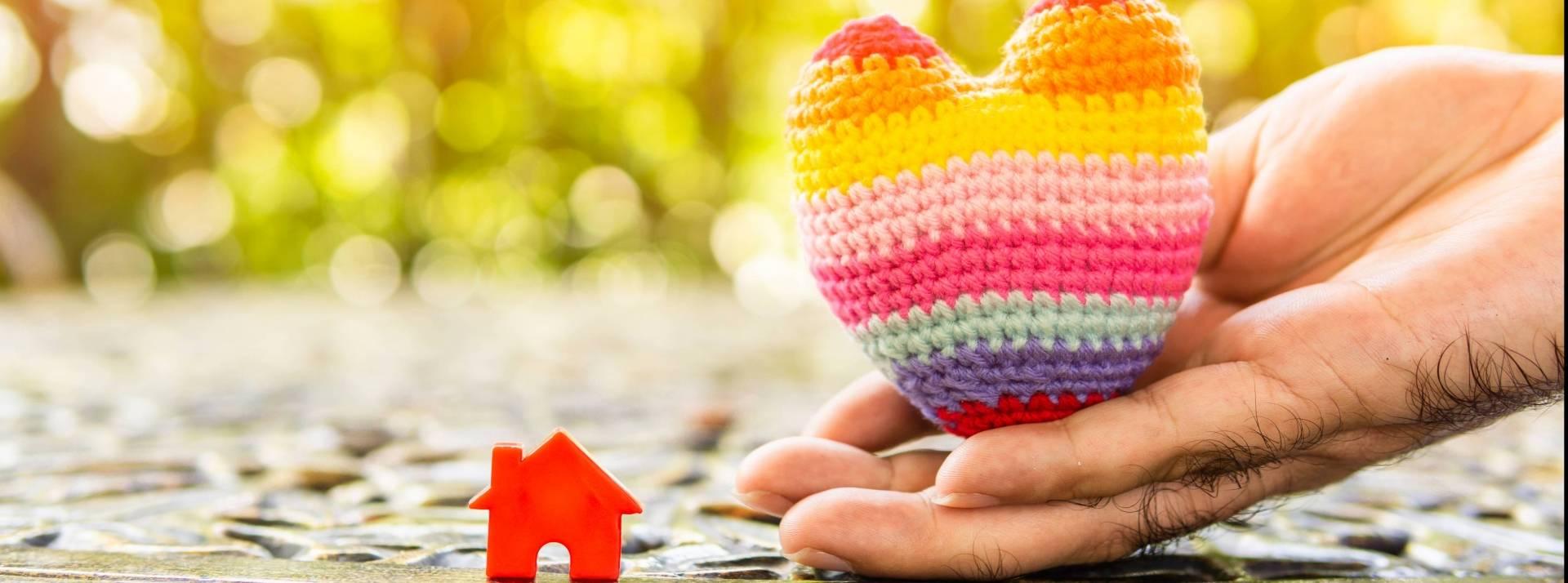 Een warm huis voor pleegoma en haar kleindochter